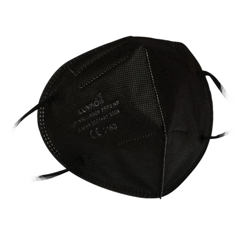 LUYAO | BLACK FFP2 - Limited Edition