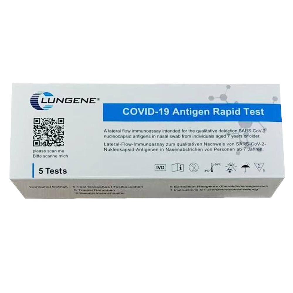 CLUNGENE | COVID-19 Antigen Rapid Test